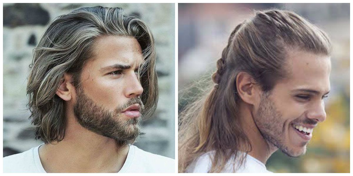 men long hairstyles 2019 top trendy hairdo ideas for men s long hair men long bangs hairstyles haircuts hair hairstyle haircut styles trendy