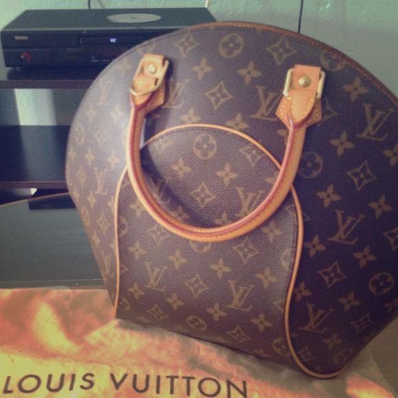 Louis Vuitton Ellipse Bowling Ball Bag Bowling Ball Bags Bags Louis Vuitton