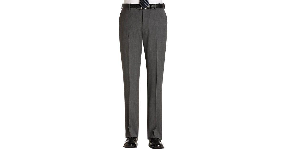 aea603a88 Home | Wedding Party Stuff | Dress slacks, Grey slim fit suit, Slim ...