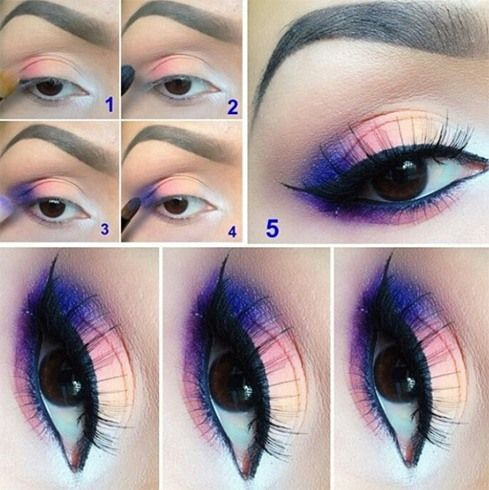Photo of Nighttime Smokey Eye Makeup for every occasion – fashion, jewelry, makeup, shoes, tattoo models