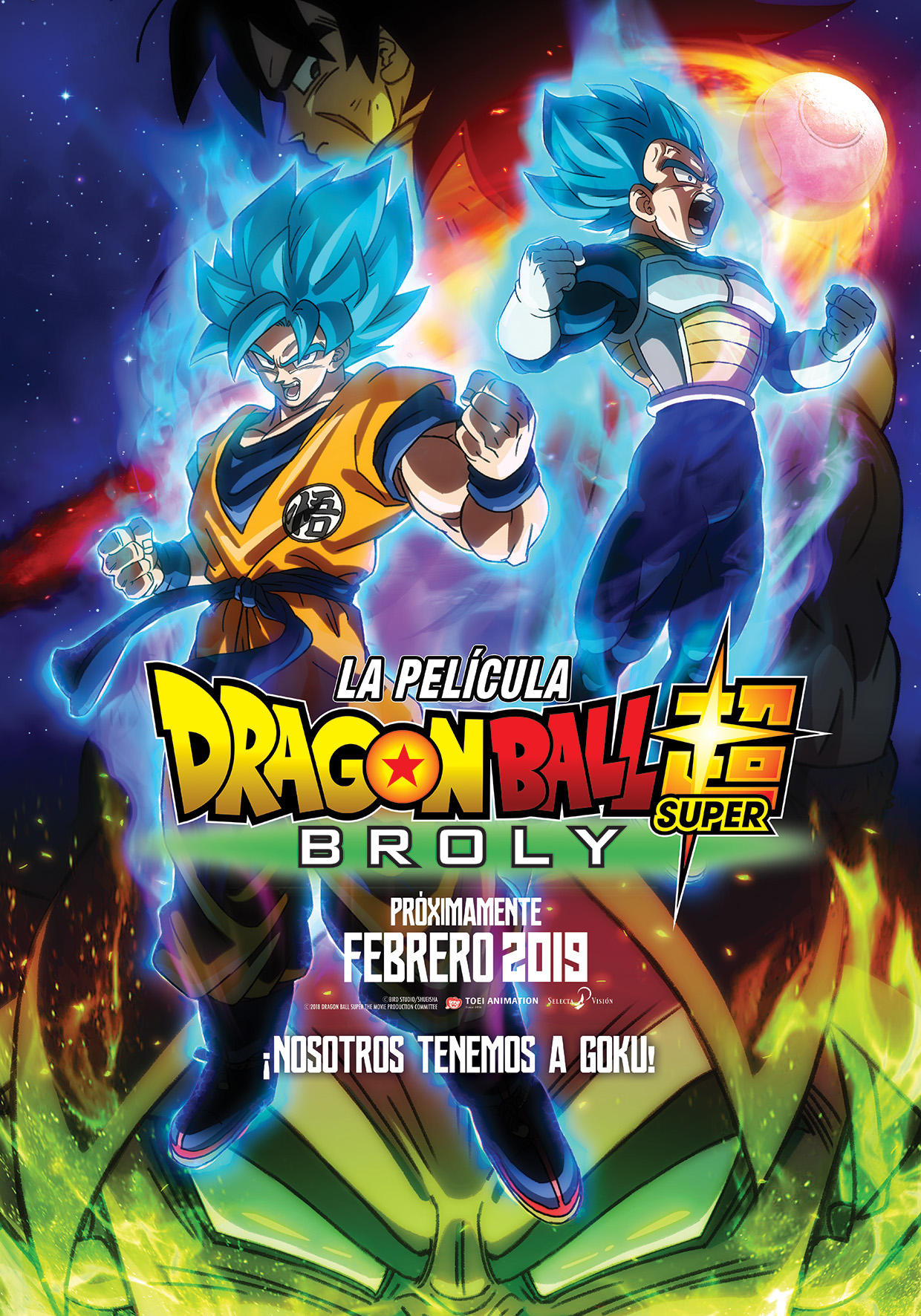 Watch/Ver Online Anime Movie Dragon Ball Super Broly A