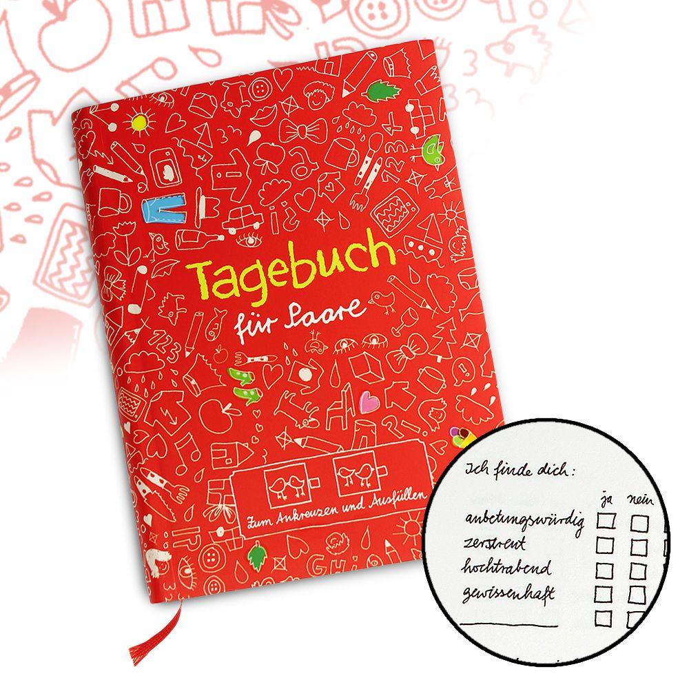 Tagebuch für Paare - zum Ankreuzen und Ausfüllen | ♥ Valentinstag ...