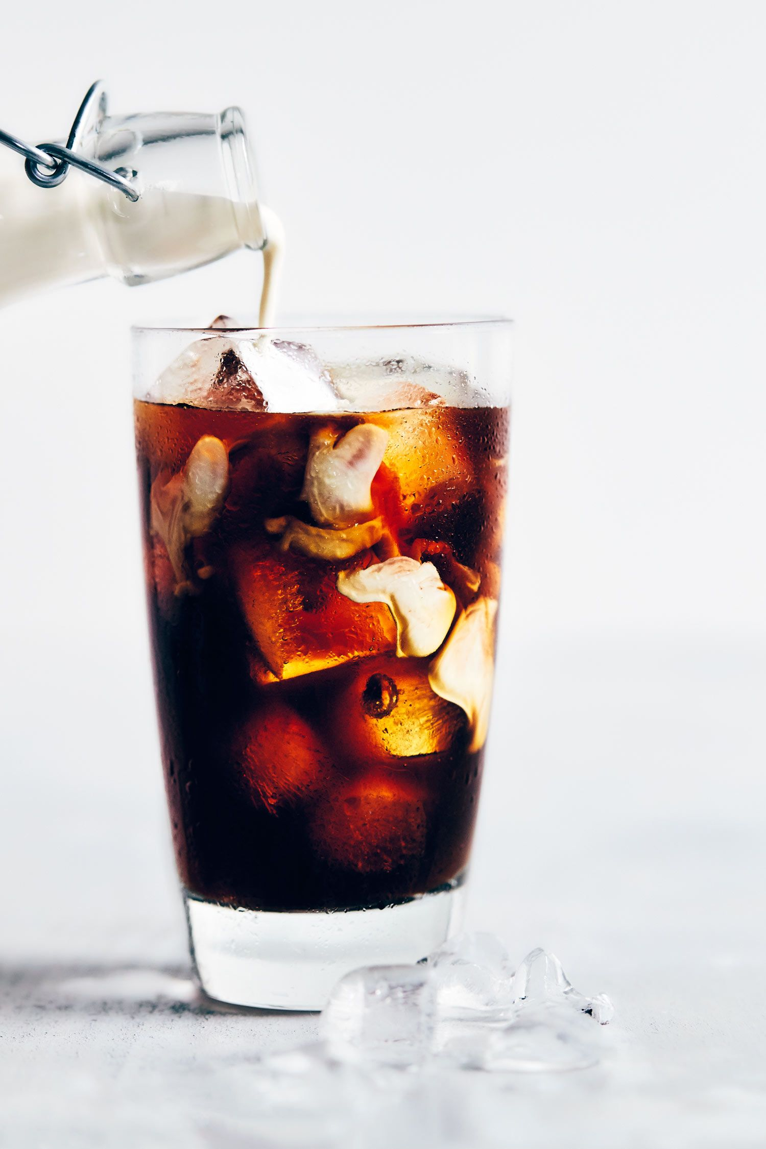 Mason Jar Cold Brew Coffee Coffee brewing, Coffee drinks