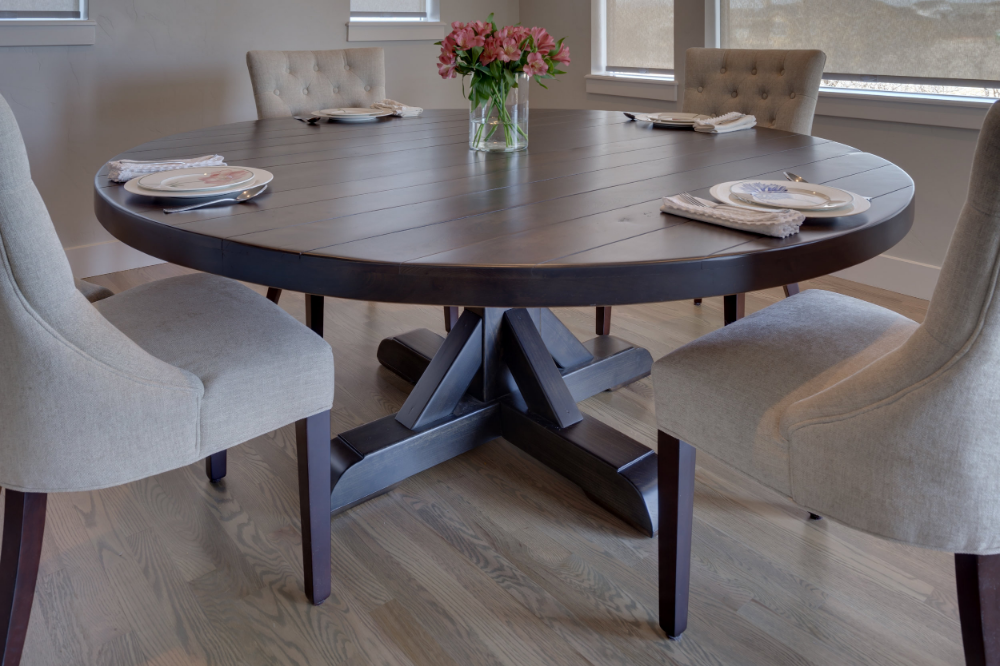 Welcome Farm Table Denver Wood Table Colorado Custom