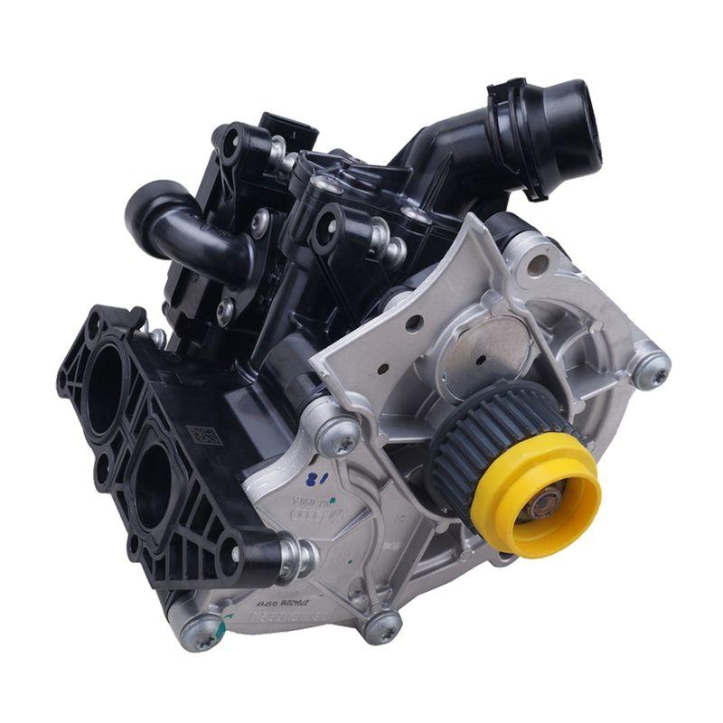 Genuine Parts Thermostat Water Pump Assembly 06l121111h 06k121600c 06l121012a 06k121009j For Vw Golf Audi A3 A4 Buy 06l121111h Water Pumps Audi A3 Vw Golf