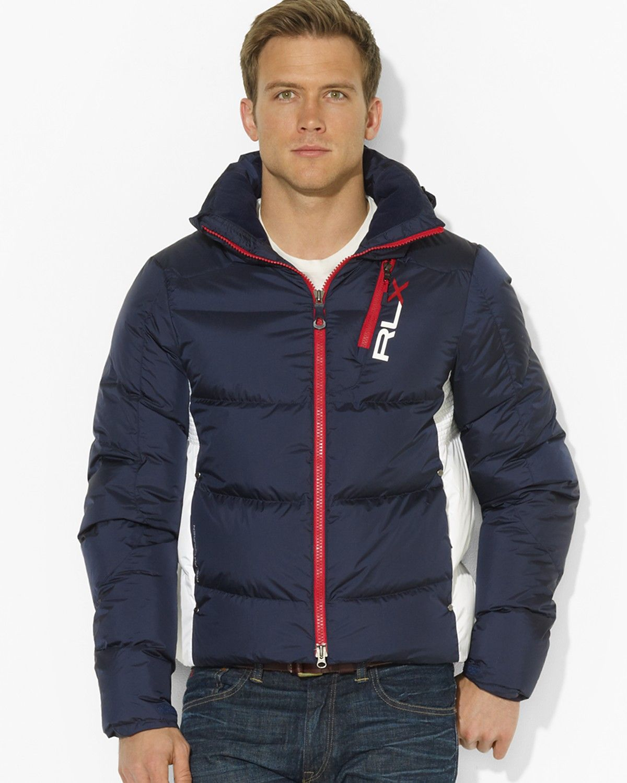 46ed10a1446e Polo Ralph Lauren RLX Core Down Jacket   Bloomingdale s   Fashion in ...