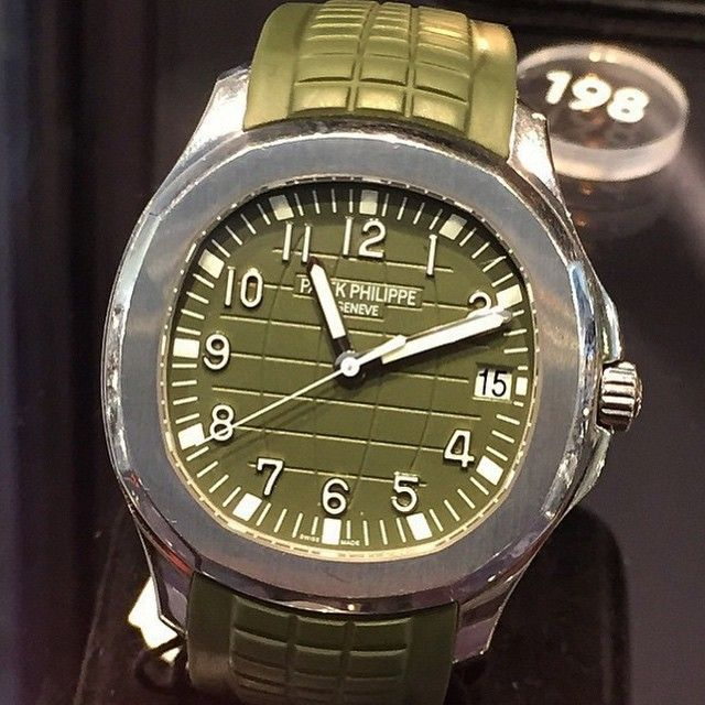 Pin By Tip Salud On Relojes De Lujo Patek Philippe Aquanaut Patek
