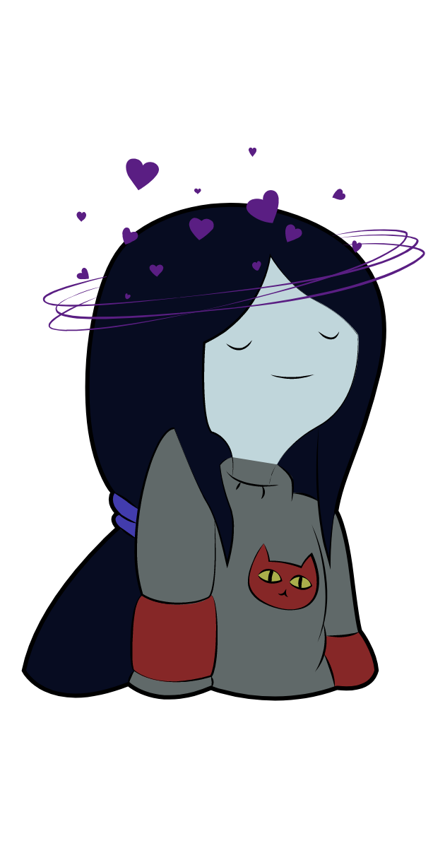 Marceline Fell In Love Adventure Time Marceline Adventure Time Characters Adventure Time Girls