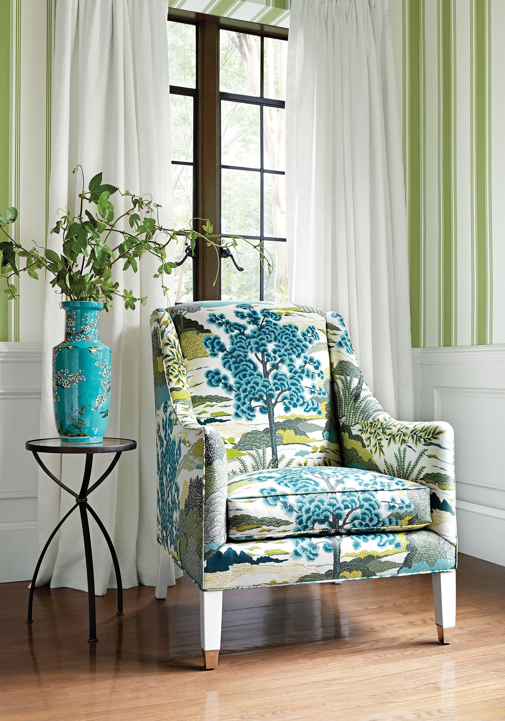 Wingback Dining Chairs