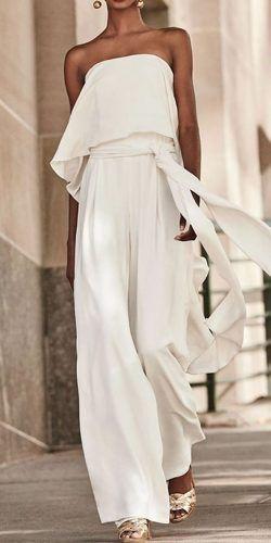 Vestido de noiva para mulheres maduras: inspiração