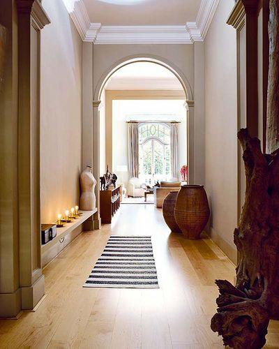 Eingangsbereich Feng Shui beste feng shui flur zeitgenössisch das beste architekturbild