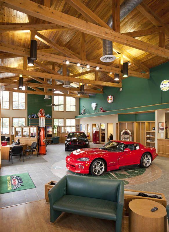 Texas Timber Frames Residential Commercial Garage Design