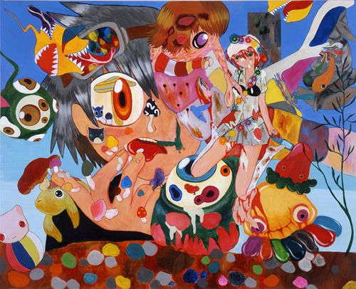 Mahomi Kunikata Reflexamsterdam Com Postmodern Art Art Art Inspiration