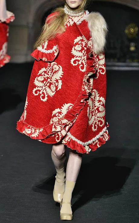 Simone Rocha Fall/Winter 2015 Trunkshow Look 39 on Moda Operandi
