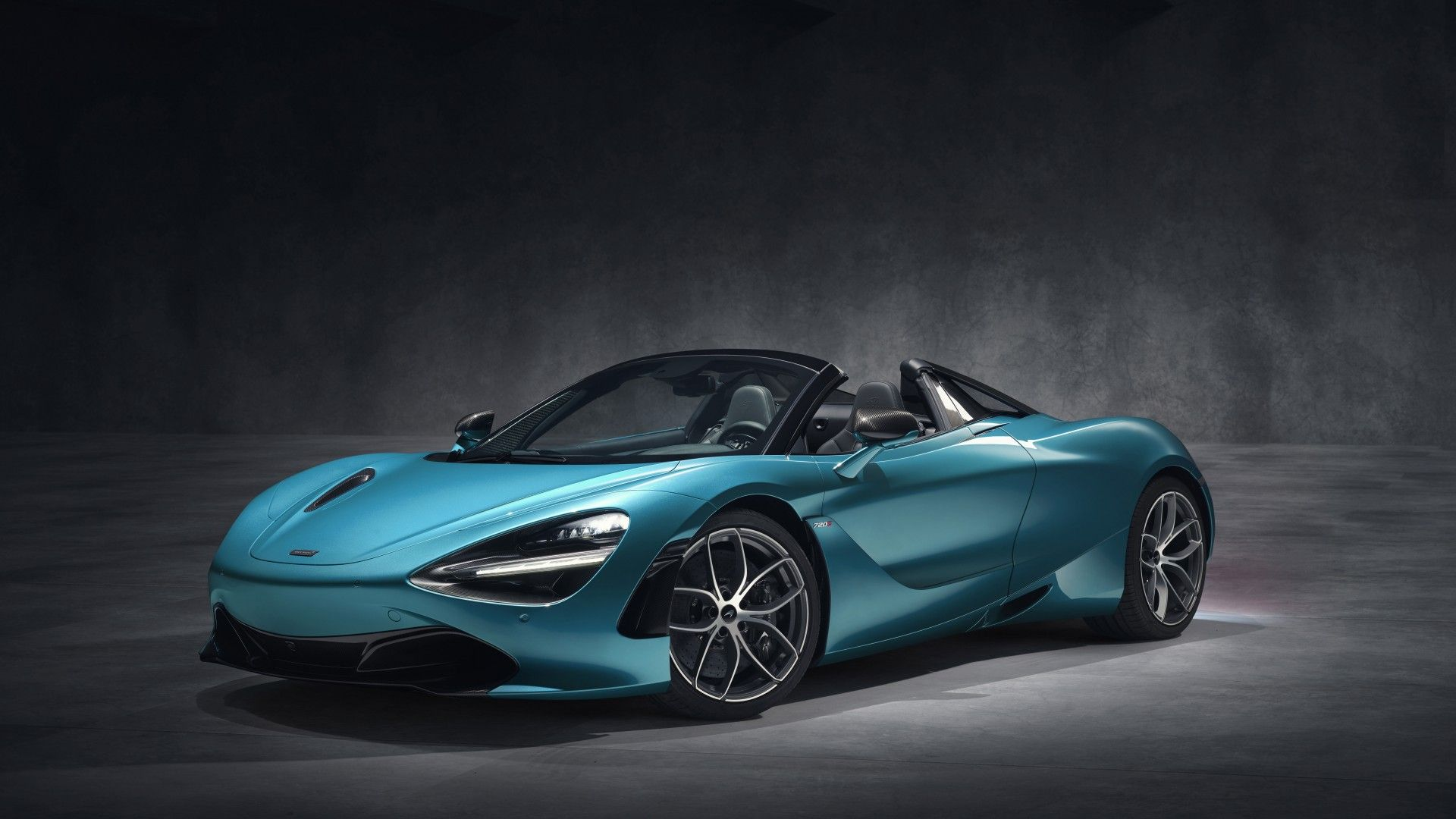 The Mclaren 720s Spider Offers A Thrilling Summer Drive With Images Cool Sports Cars British Sports Cars New Mclaren