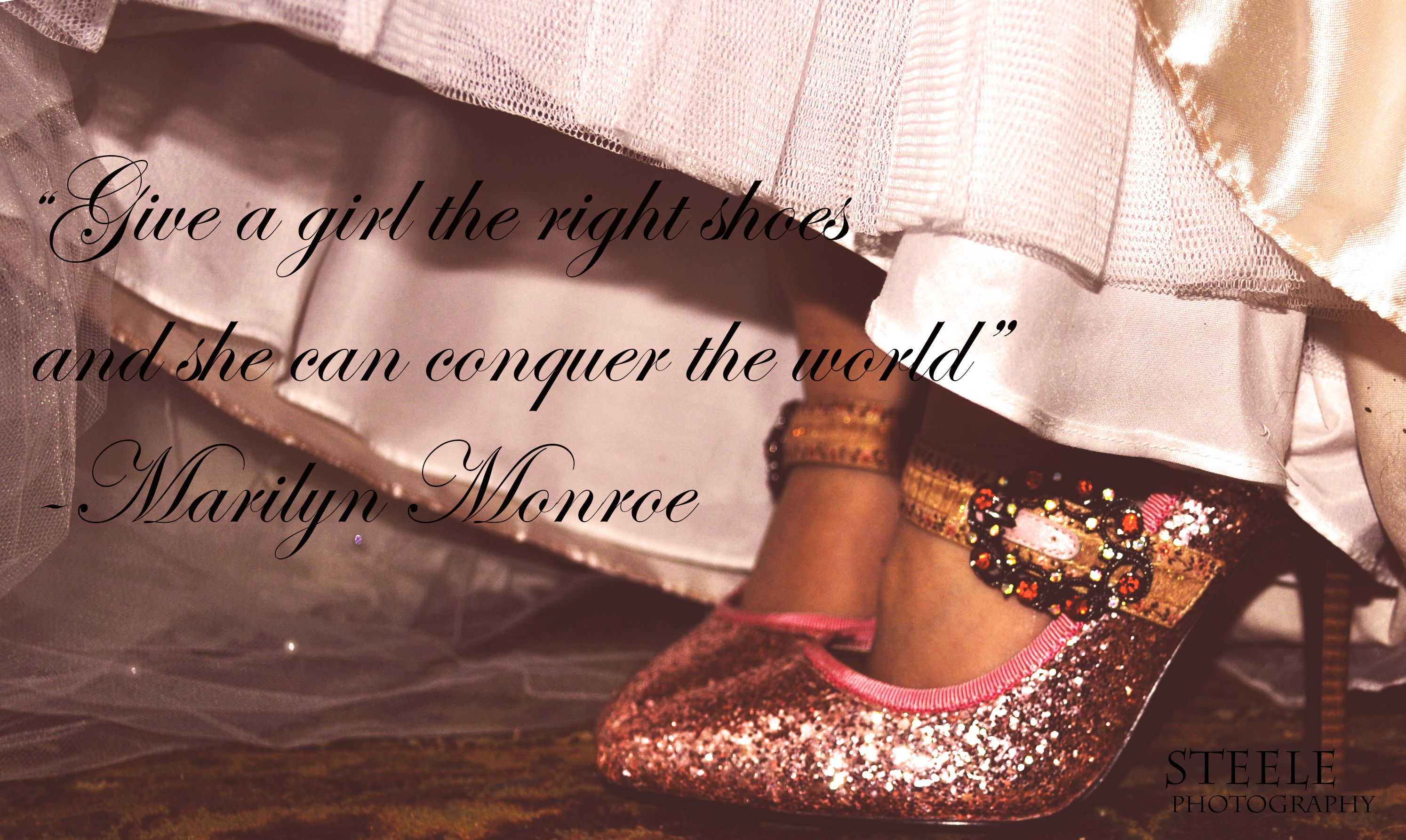 Pink Shoes, Quote, Shoes, Vintage, Glitter (With Images