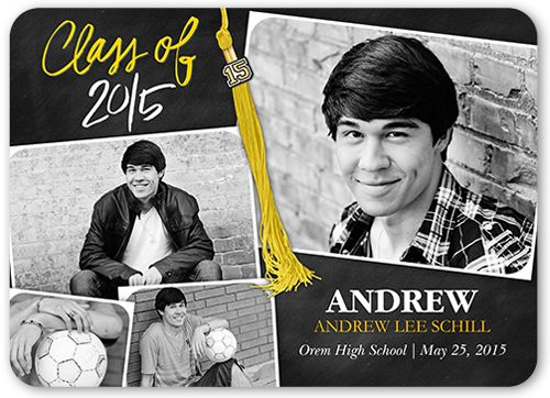 shutterfly graduation announcements - Photo Graduation Invitations