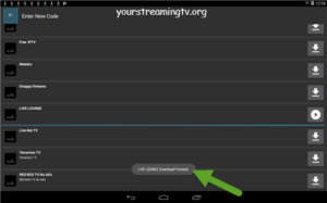 Live Lounge APK Android Install Guide – Your Streaming TV | Android
