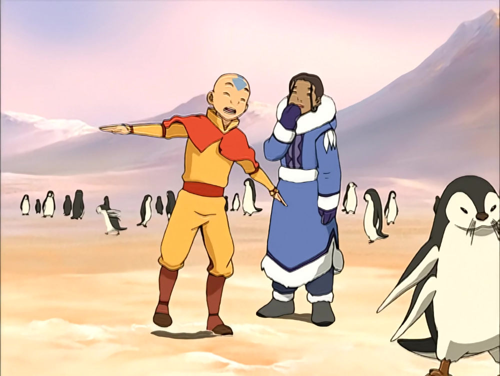 Anime Screencap and Image For Avatar The Last Airbender