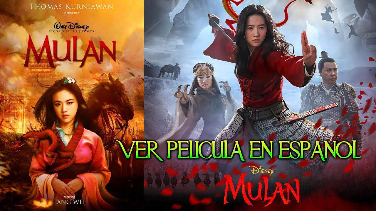 Ver Mulan Disney 2020 Pelicula Completa En Español Latino Online Gratis En 2021 Peliculas En Estreno Peliculas En Español Mulan
