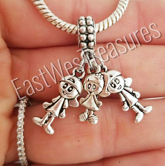 Grandson Charm Charms for Bracelets and Necklaces