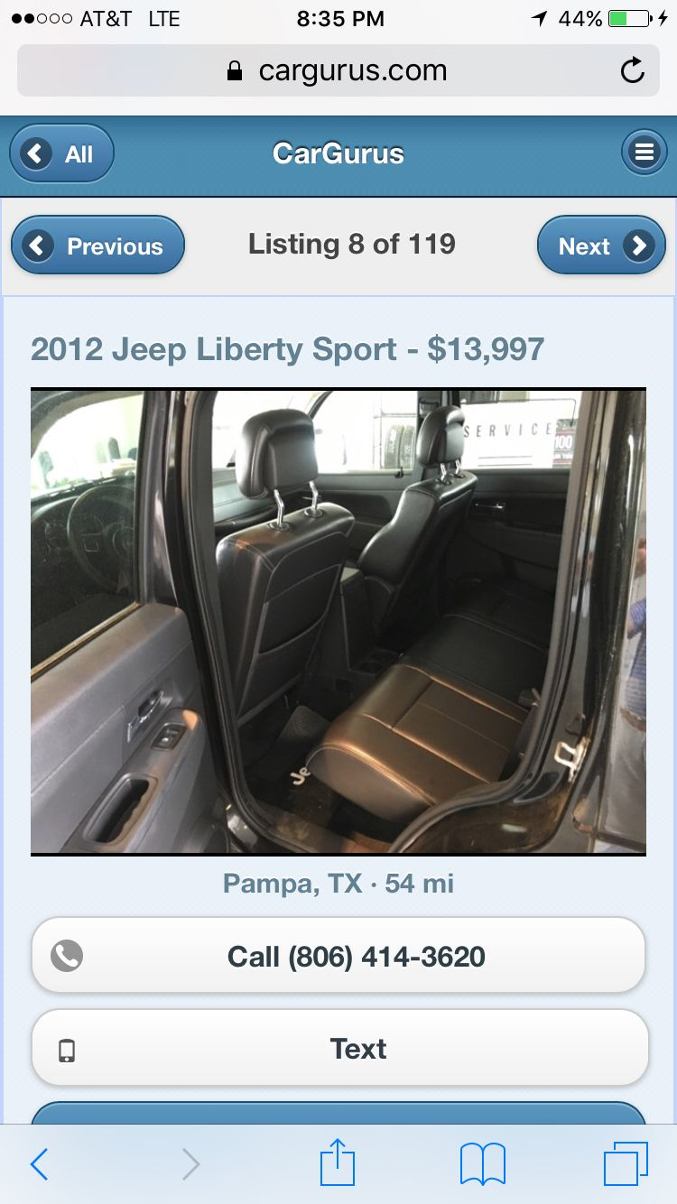 Pin by Emma Franklin on ️love Jeep liberty sport, 2012