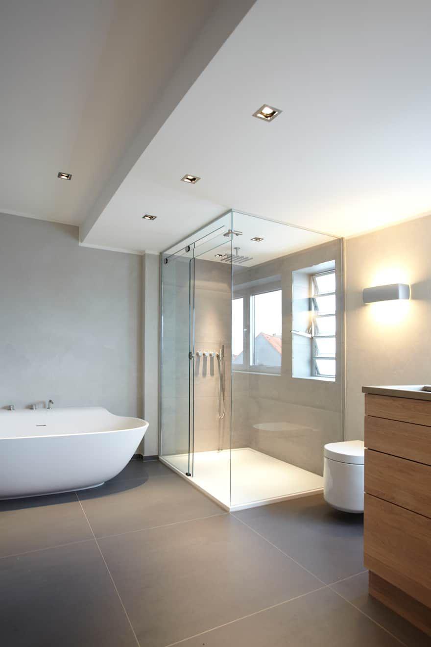 Badezimmer Ideen Design Und Bilder Modernes Badezimmer Innenarchitektur Badezimmer Design