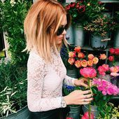 12 Red Ombre Short Hair | Short Hair Color