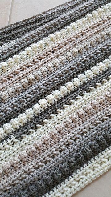 Easy] Autumn Chill Super Crochet Scarf – Free Pattern | crochet ...