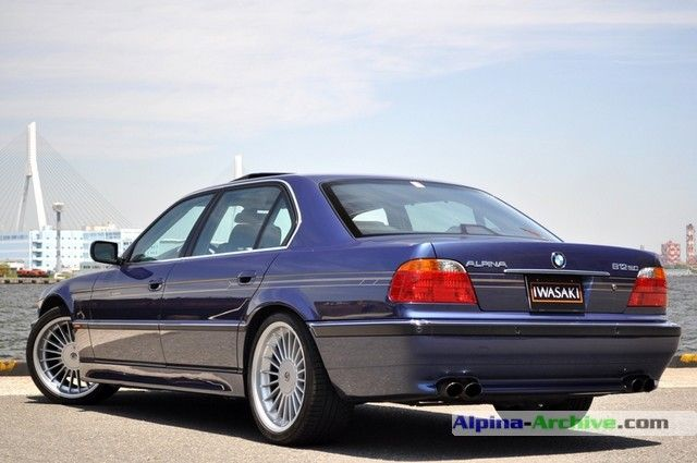 AlpinaArchive Car Profile BMW Alpina B L BMW E - Bmw e38 alpina for sale