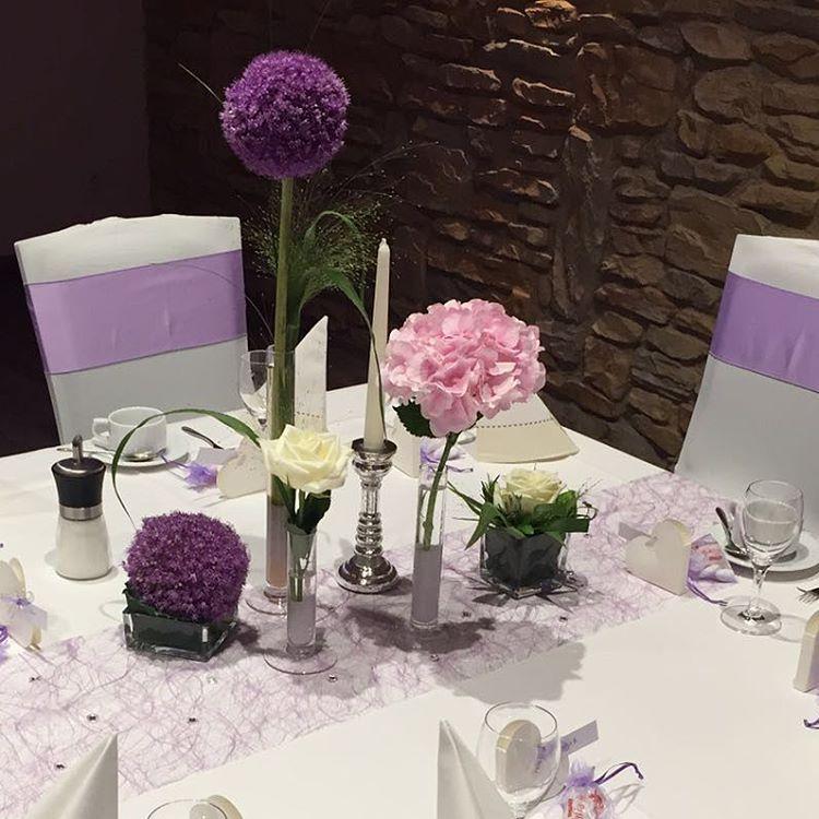 Tischdeko Meiner Hochzeit Welche Farbe Mustertische Versuch
