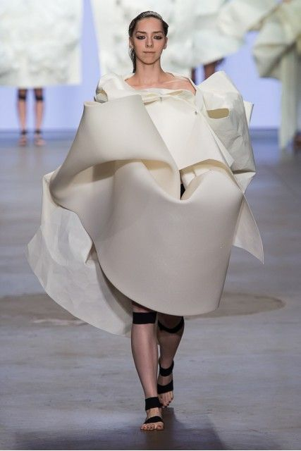 Marga Weimans - Seems like a practical dress to wear to dinner