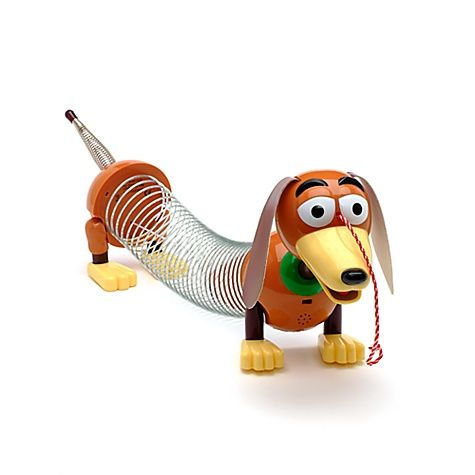 Toy Story Talking Slinky Dog Toy Story Action Figures Toys