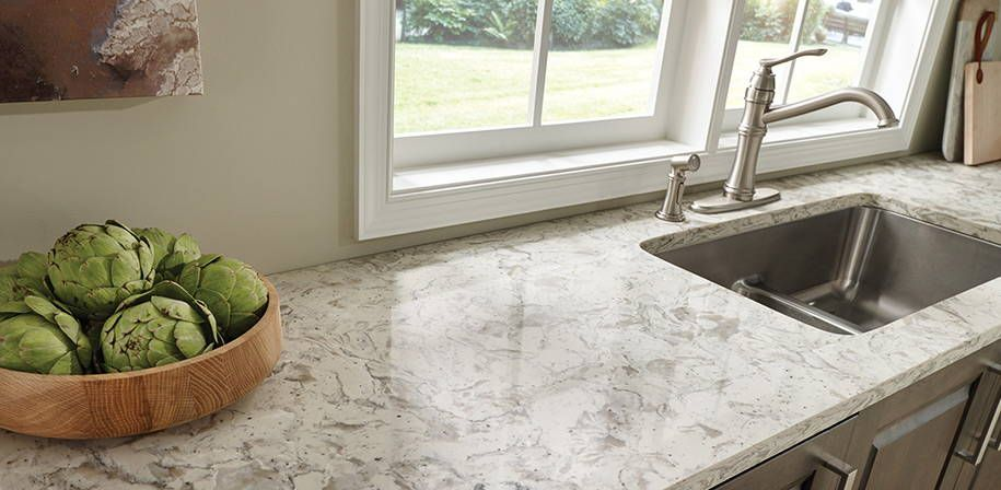 This Beautiful Romano White Quartz Is Available In The Following