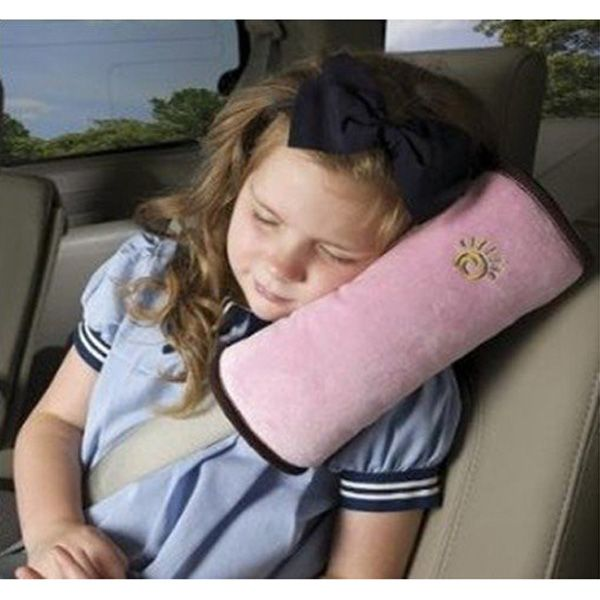 Kid'S Children Car Bed Safety Seat Belt Cushion Pillow Sleep Cover Enchanting Pillow Pet Seat Belt Cover