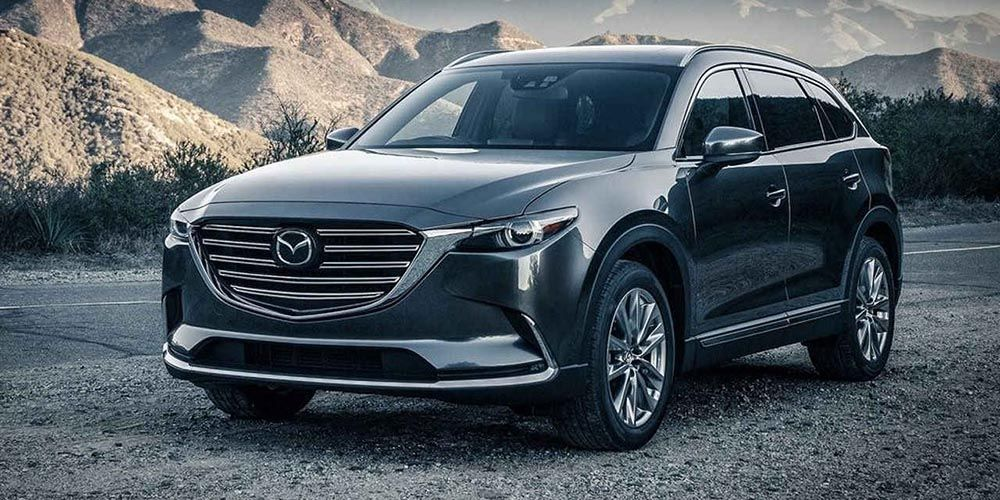Will We See a Diesel in the 2018 Mazda CX9? (с