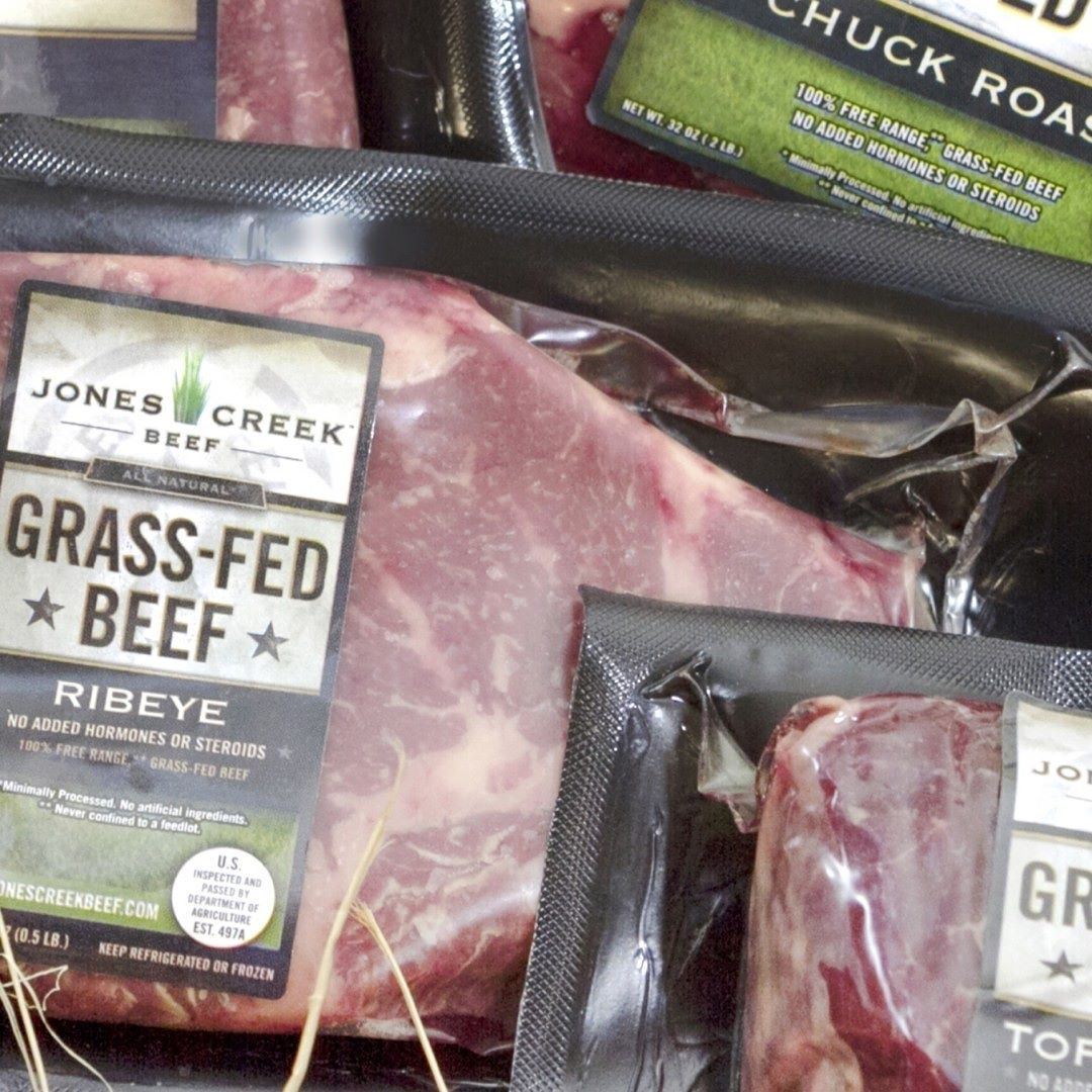Our delectable cuts of #grassfed #beef also make wonderful gifts for foodies. Who doesnt love a juicy steak?