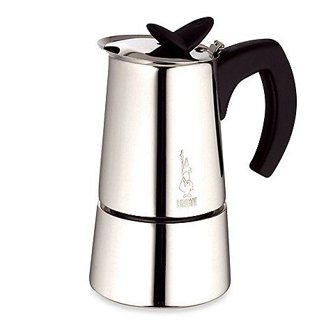 Bialetti® Musa Stovetop Espresso Makers 6 cup #espressomaker