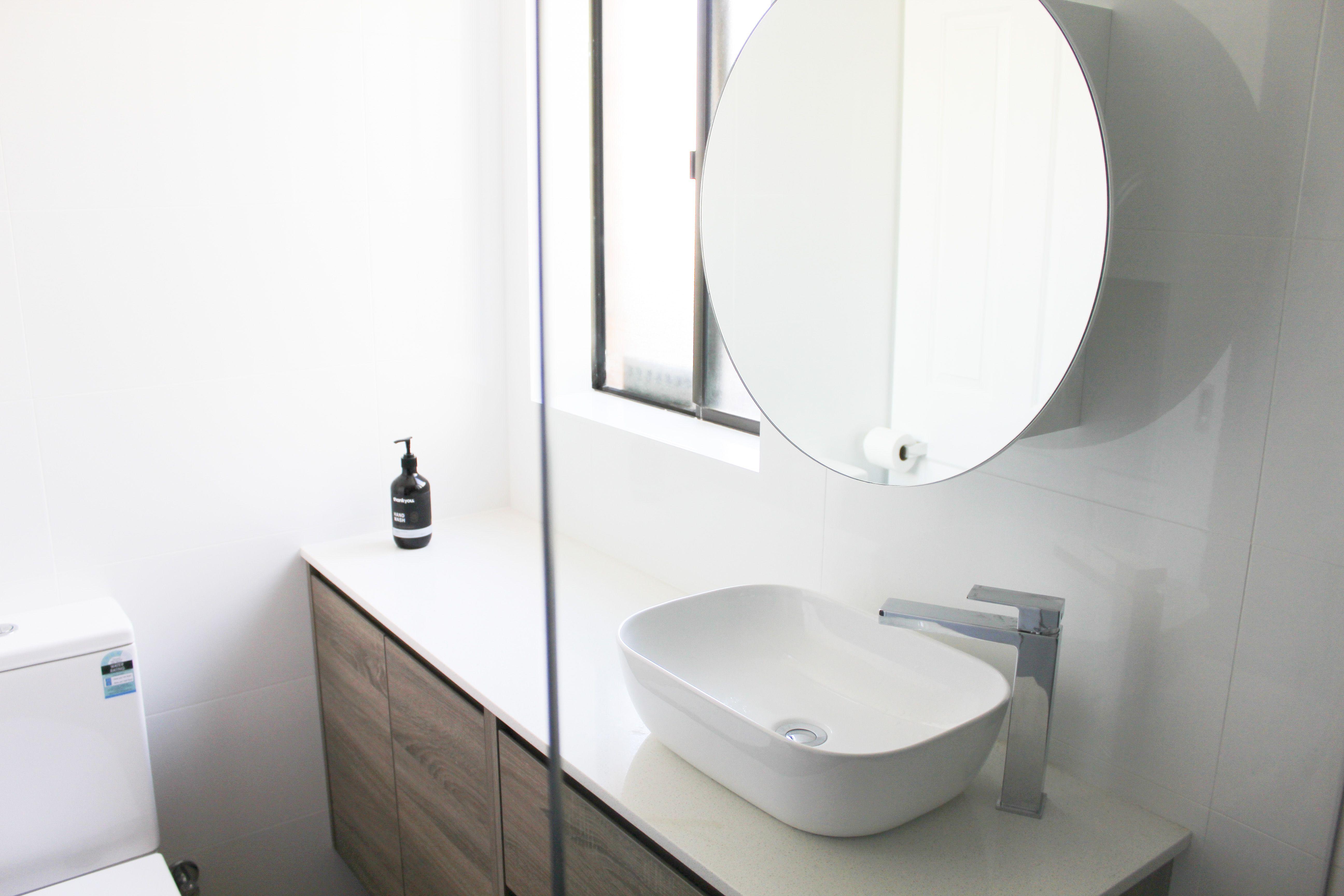 Round Mirror Cabinet | Mirror cabinets, Round mirror ...