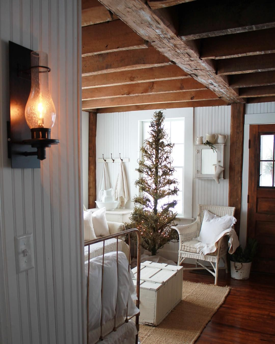 Farmhouse5540 Farmhousechristmas Simplefarmhousestyle
