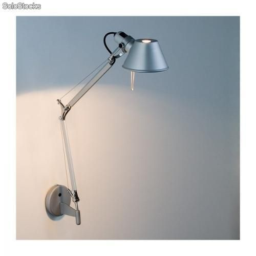 Lámpara Tolomeo pared Flexo