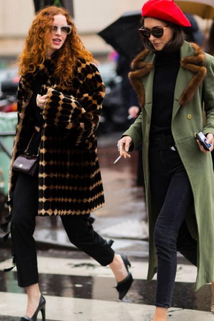 The best coat trend winter 2020 | Coat trends, Coats for ...