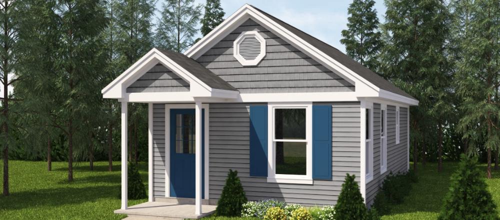 Salmon Creek Tiny House Plans