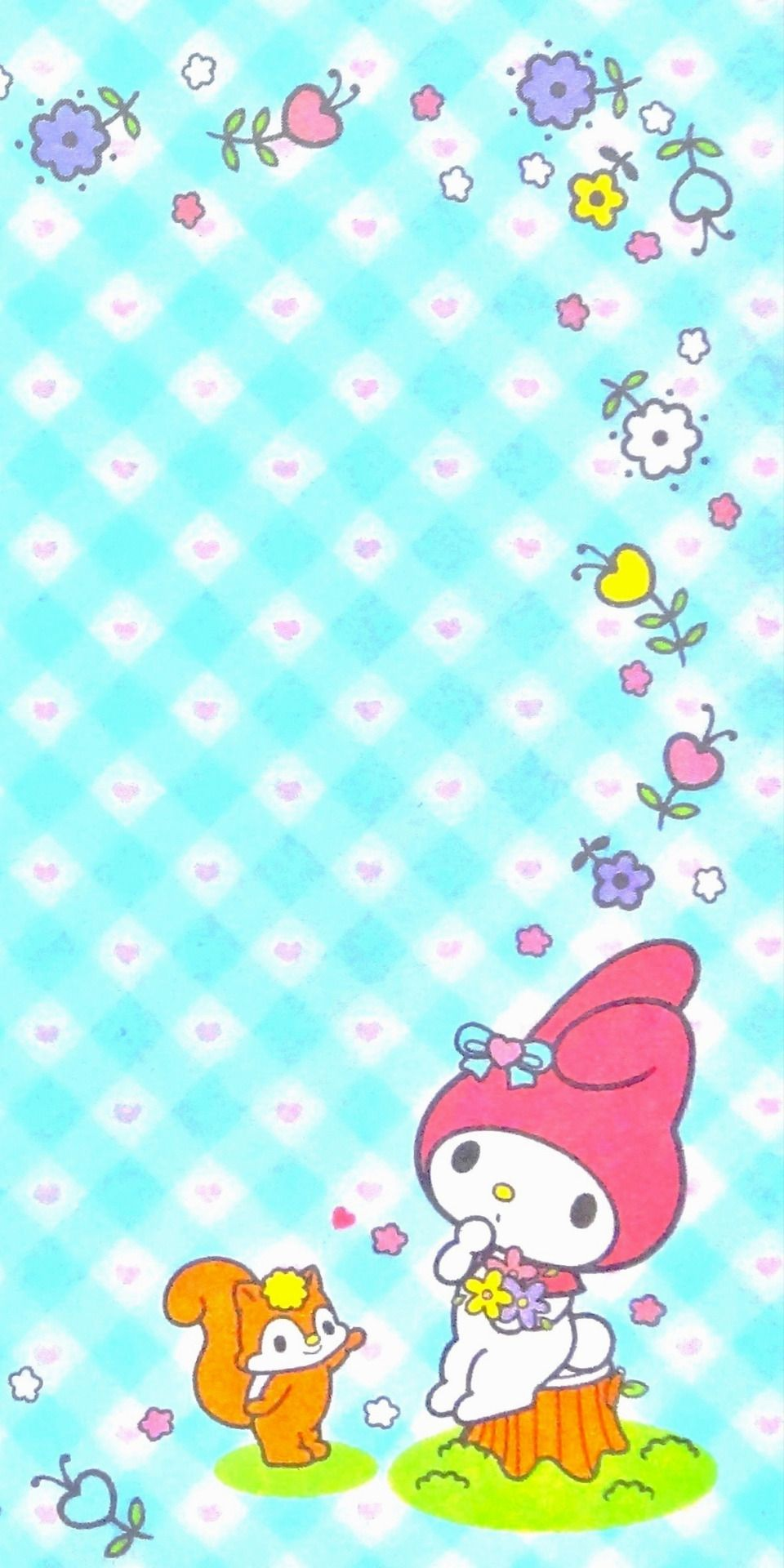 Cute Images Hello Kitty WallpaperSanrio WallpaperMy Melody