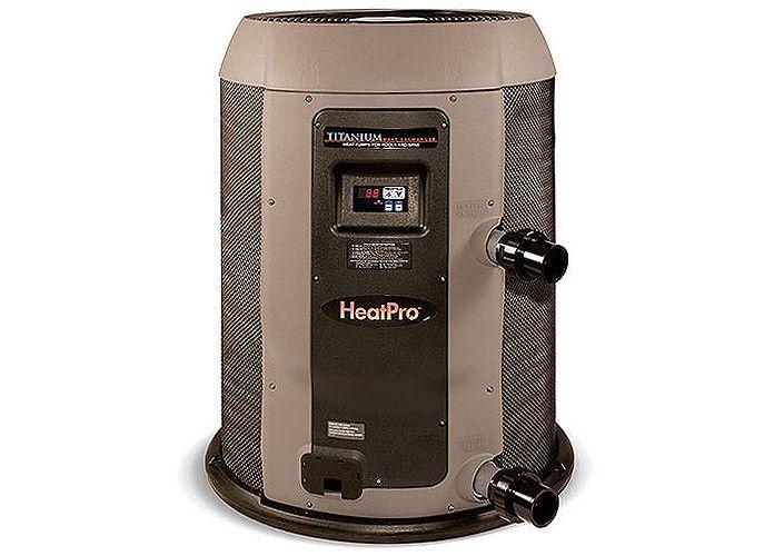Hayward Titanium Heatpro 110k Btu Electric Heat Pump Hp21104t Pool Heaters Pool Heat Pump Electric Heat Pump
