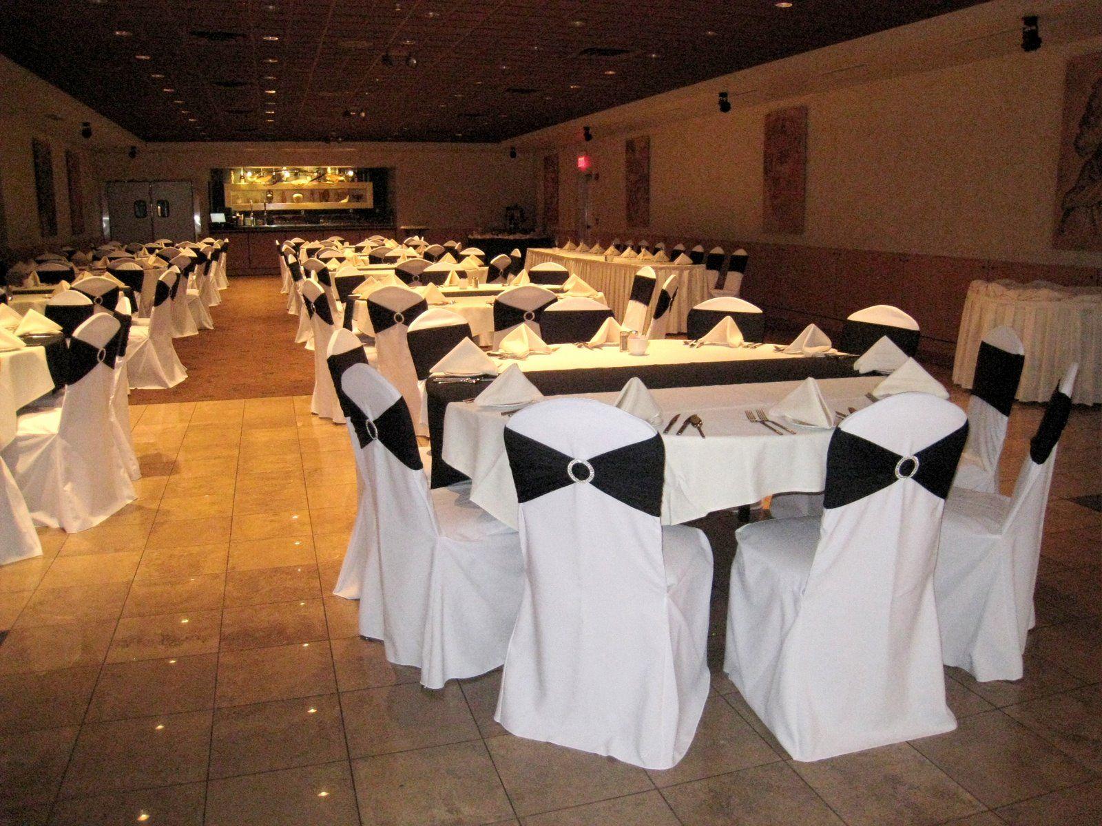 Black Satin Table Runners Tableware