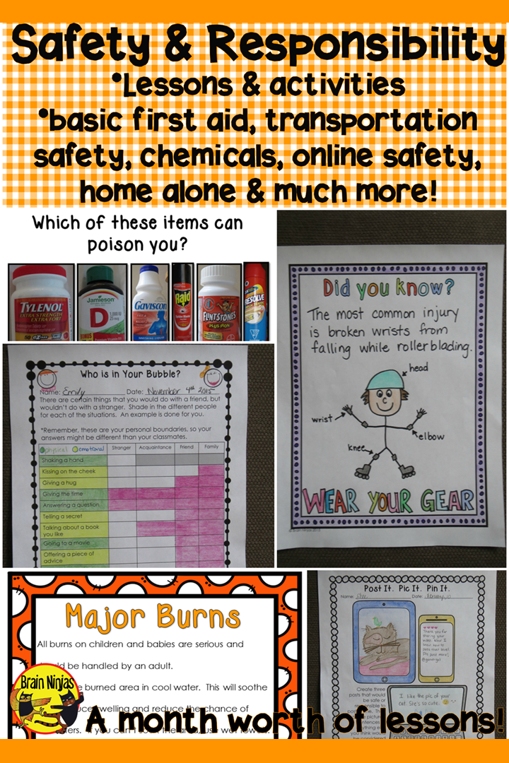 Safety and Responsibility Unit Health, safety