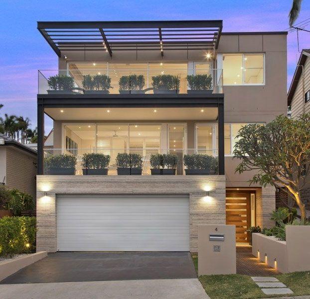Modern Garage Apartment Designs Ideas 18: Moder Contemporary Architecture