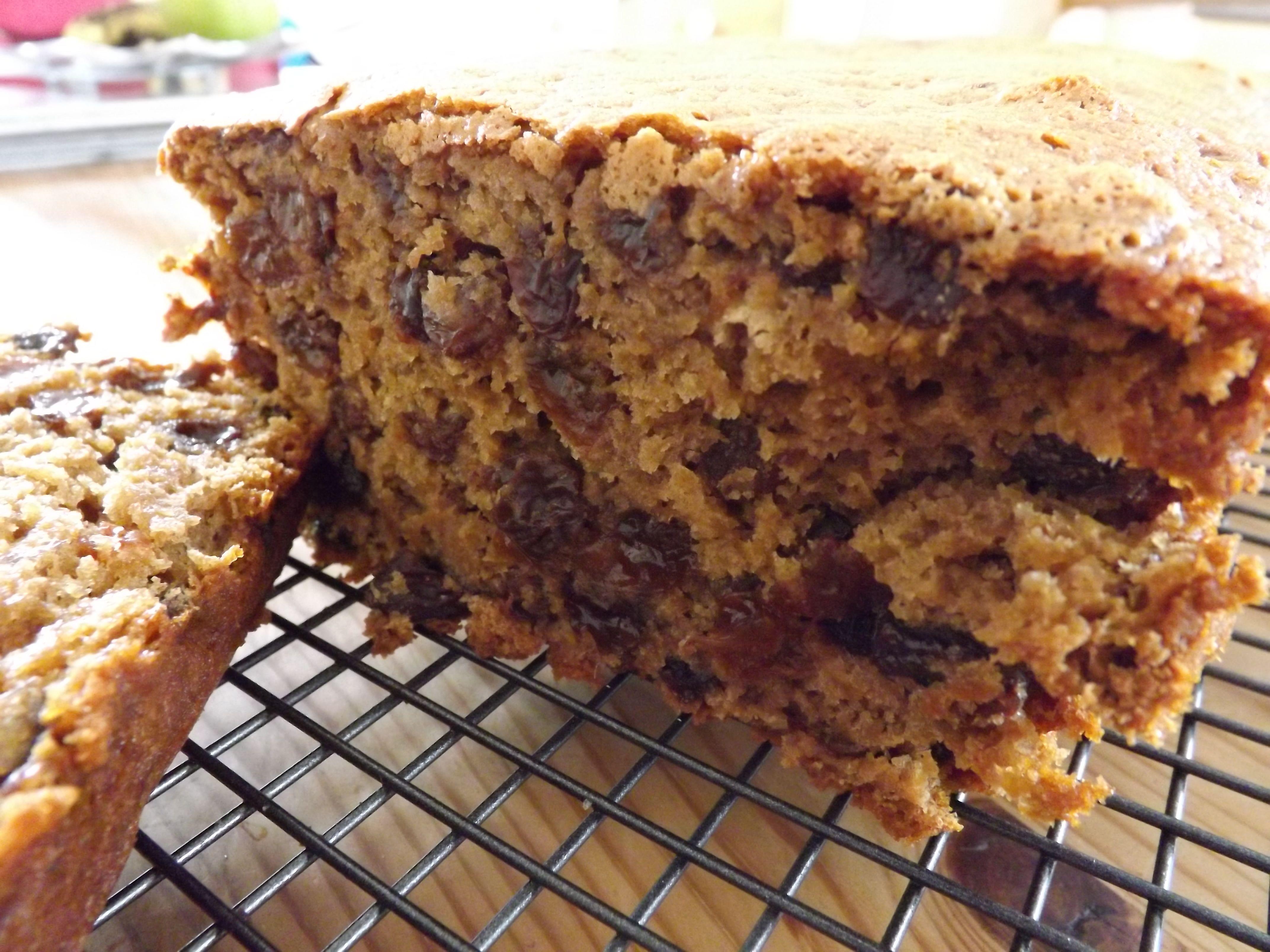 Loaf Cake Recipes Nz: Easy Bara Brith (Welsh Fruit Tea Loaf). Visit Www