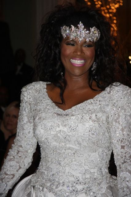 Juanita Bynum Wedding Celebrity Weddings Wedding